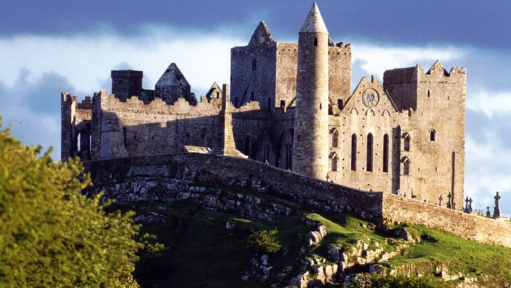 Visit Rock of Cashel and step back in time