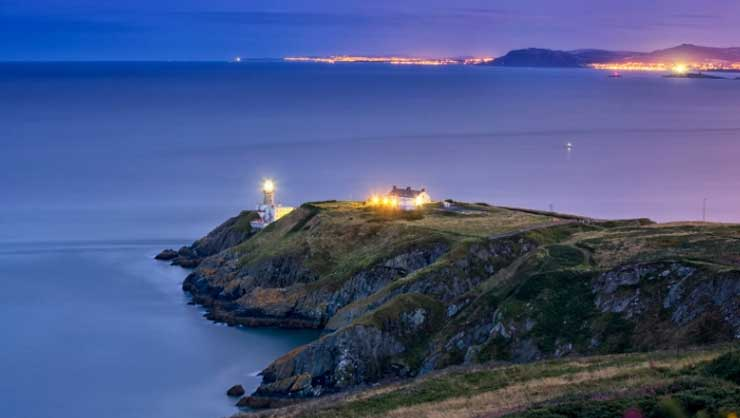 Howth Head Near Dublin, Ireland