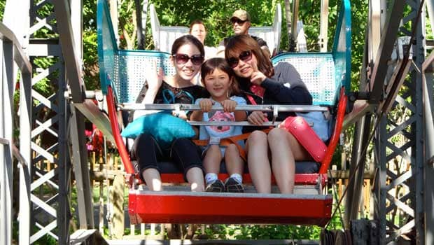 Many of our au pairs go on vacation with their host families!
