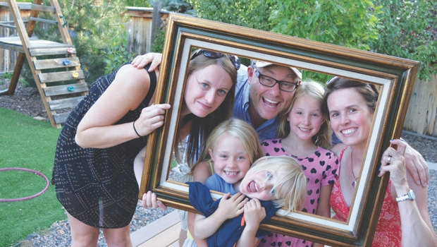 """The word """"au pair"""" is French for """"on par"""", meaning you'll become another family member!"""