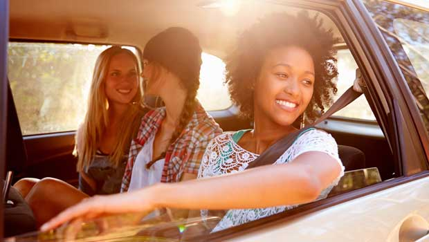 Local au pairs share roadside and other safety tips for fall