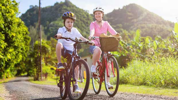 Educating Au Pairs on Bicycle Safety in Fairfield County
