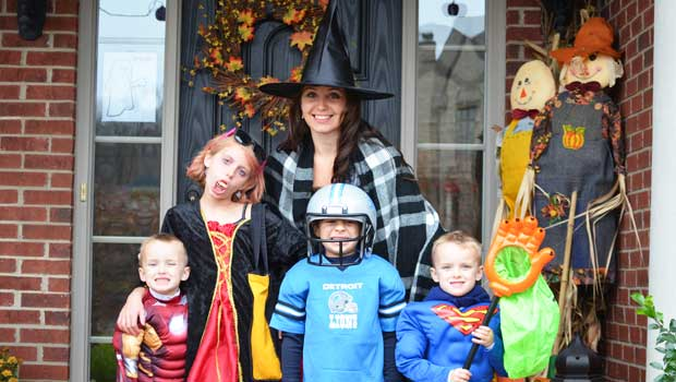 Halloween Safety For Kids and Au Pairs