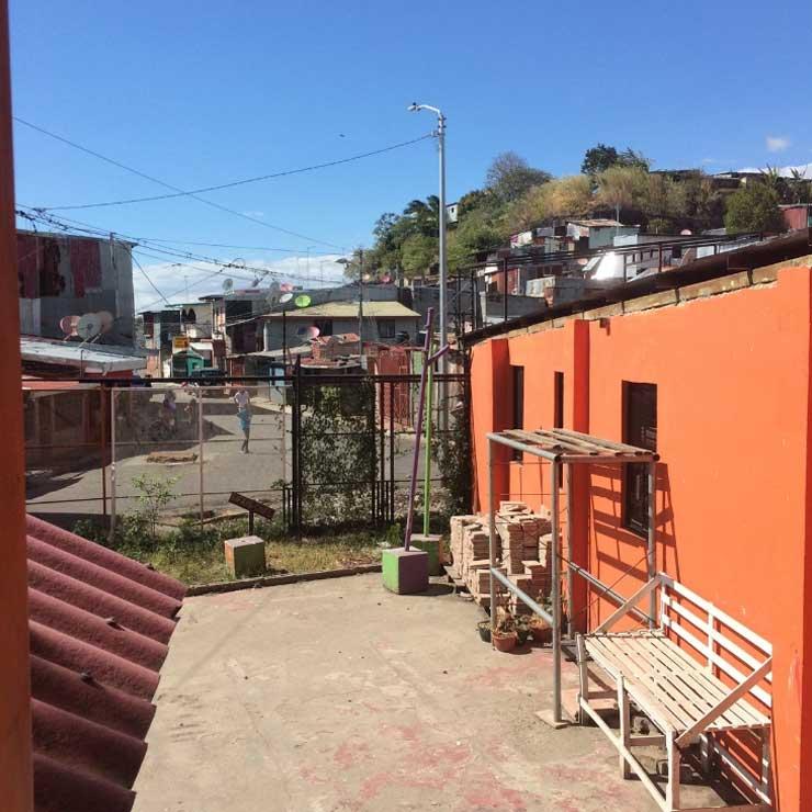 Exploring in San José