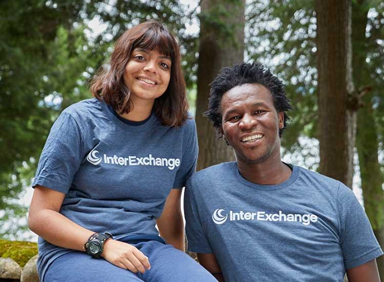 Camp USA program participant photo