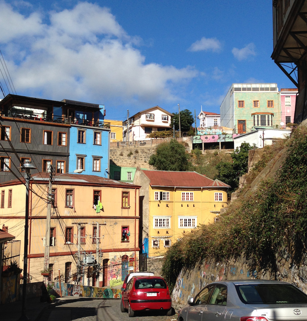 Chile is Full of Beautiful Things, Including the City of Valparaiso