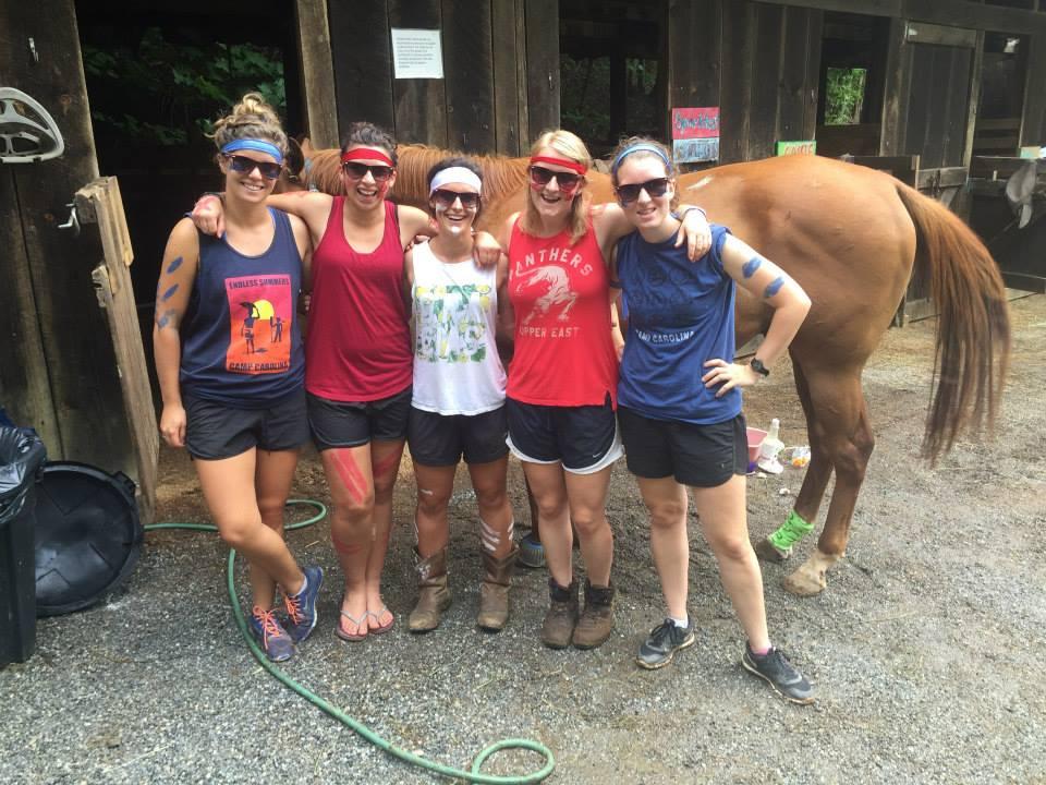 Incredible Camps in North Carolina