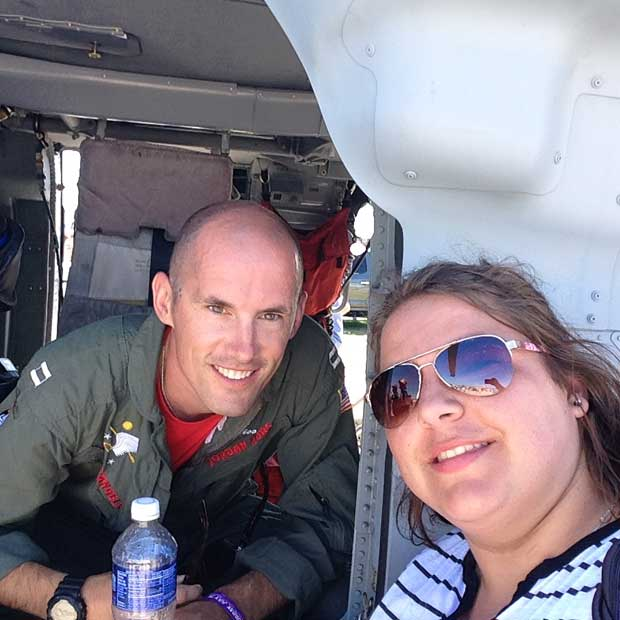 An Au Pair's Dream Becomes Reality: The Oshkosh Airshow