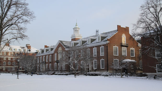 Maryland Hall, Johns Hopkins University