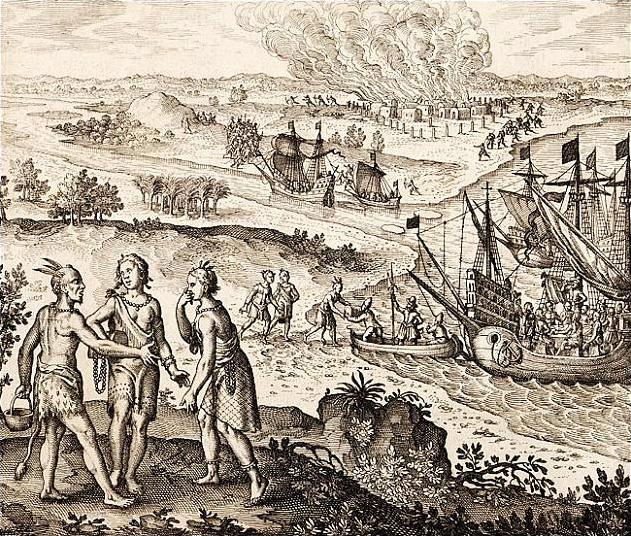 Important Americans: Pocahontas (c. 1595-c. 1617)