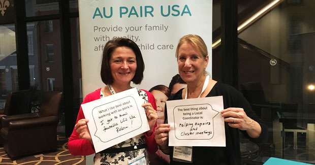 What's the Best Part About Working With Au Pair USA?