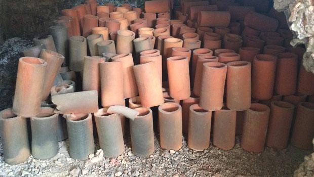 filters in kiln