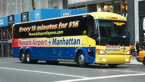 Newark Airport Express