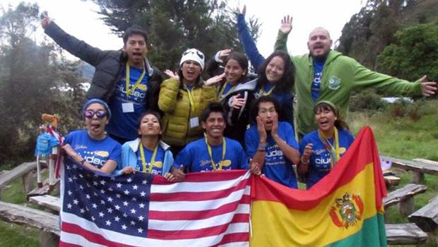 international camp counselors