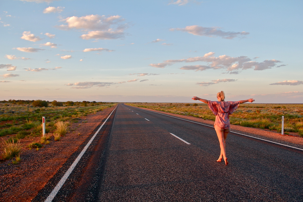 Explore the open road with a working holiday visa.