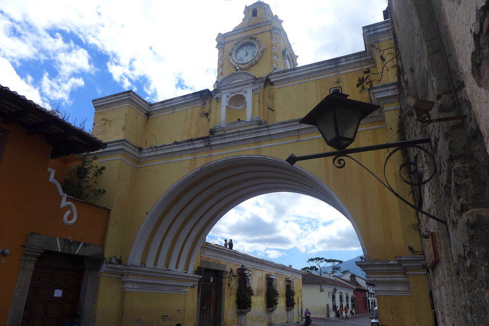 La Antigua, Guatemala for Spanish Immersion