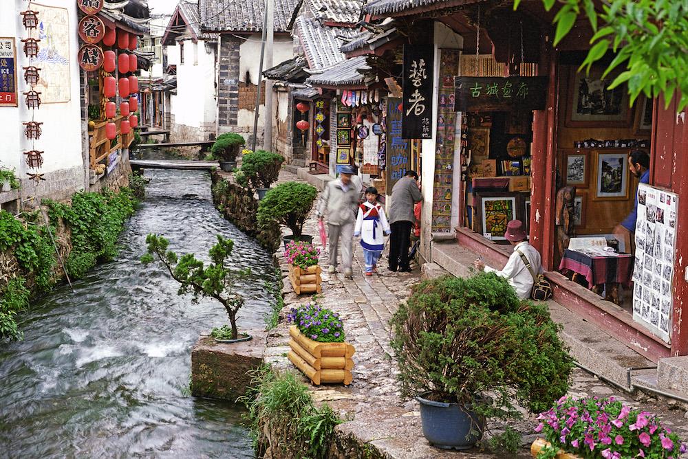 ancient lijiang