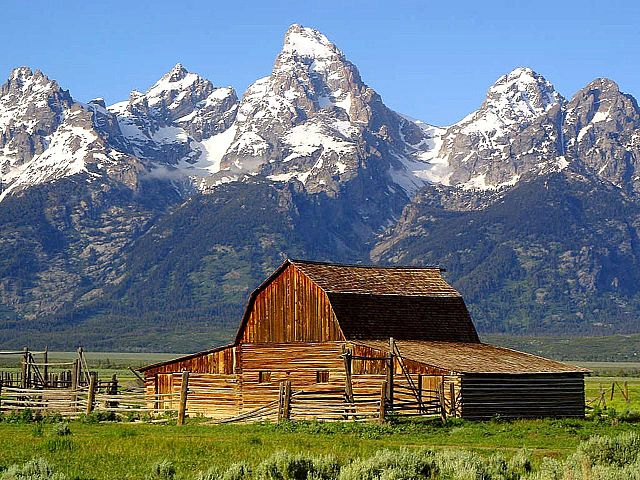 Grand Teton National Park: Mountains of the Imagination
