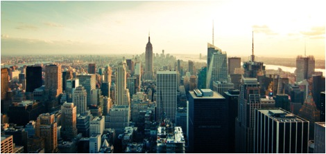 From Suburban Georgia to New York City