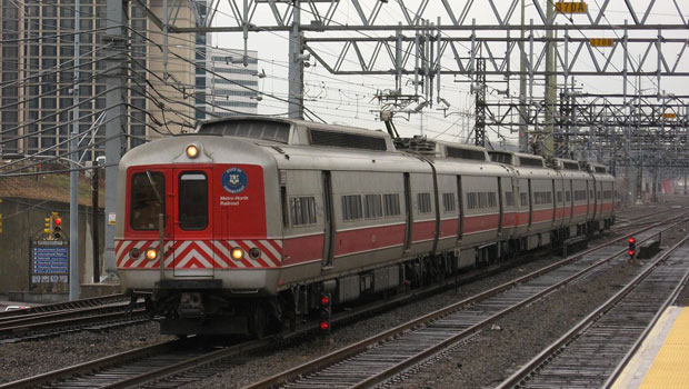 Metro-North Railroad train