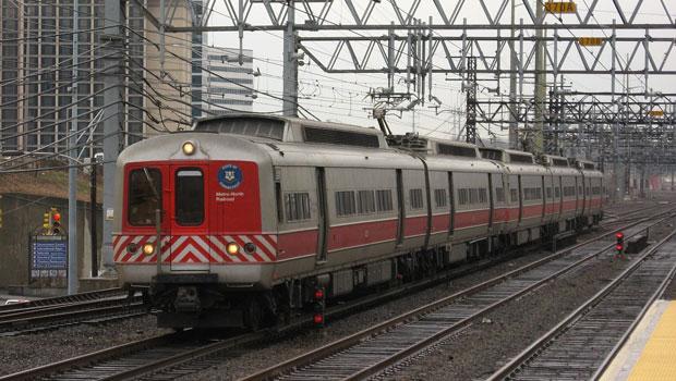 Metro-North Railroad train