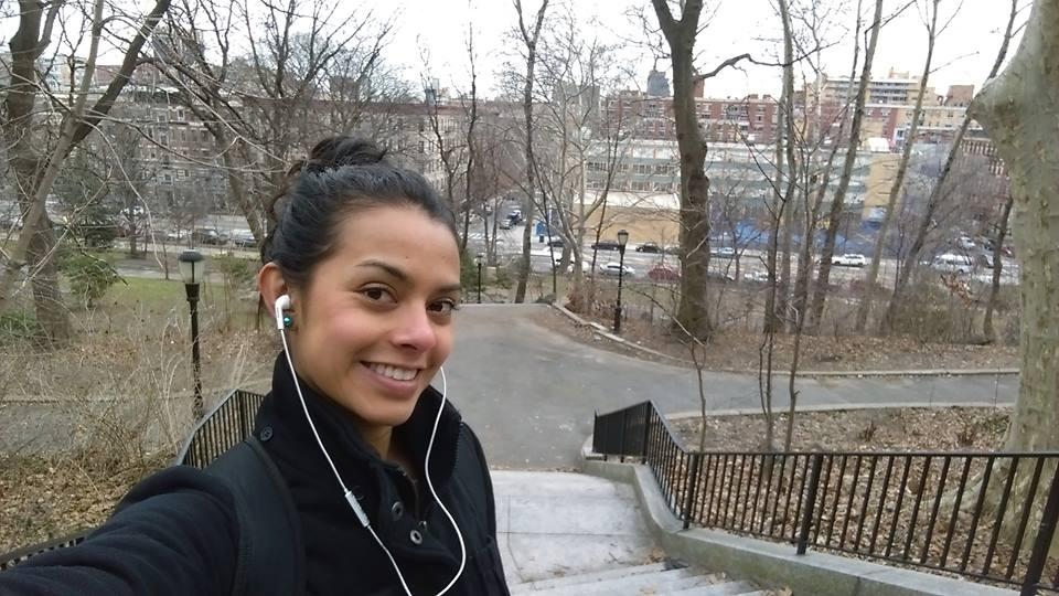 Jenny at the Park