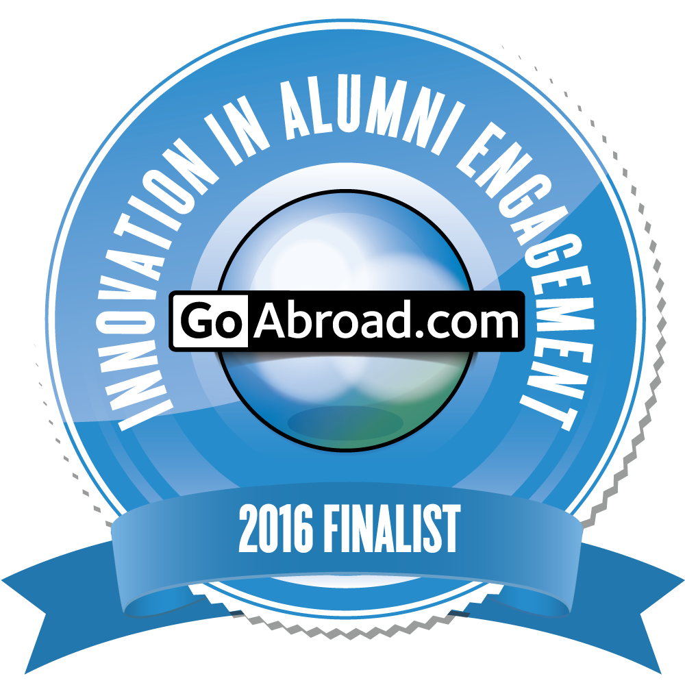 Go Abroad Innovation Award