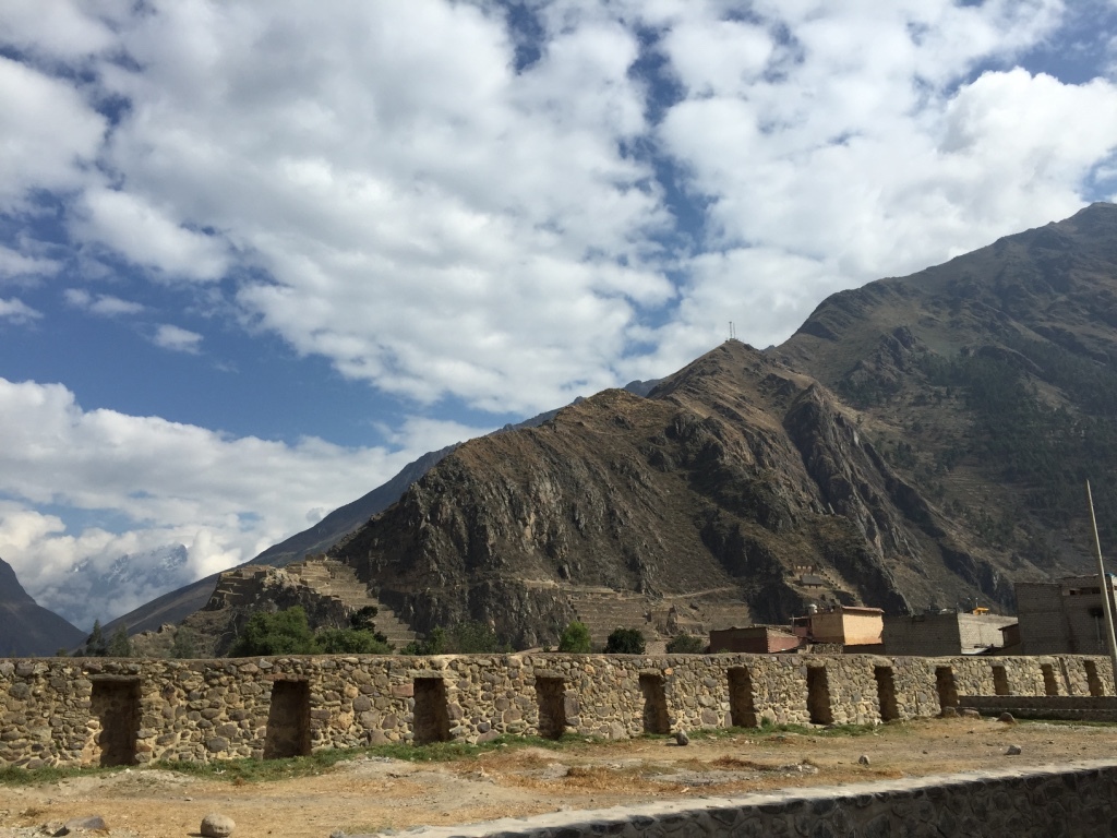 Right next to the Sacred Valley Health/Ayni Wasi office