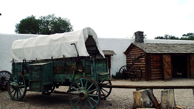Classic American Wagon