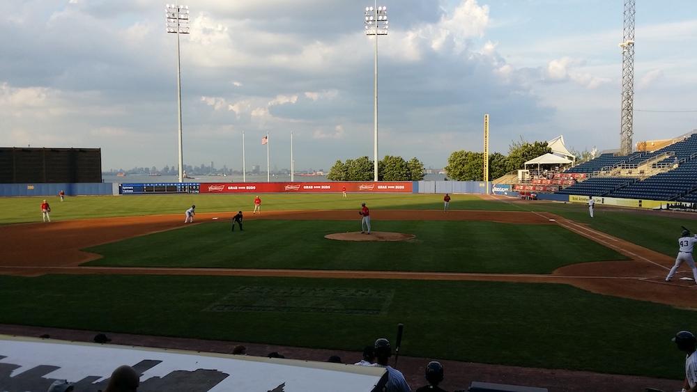 Staten Island Yankees Game