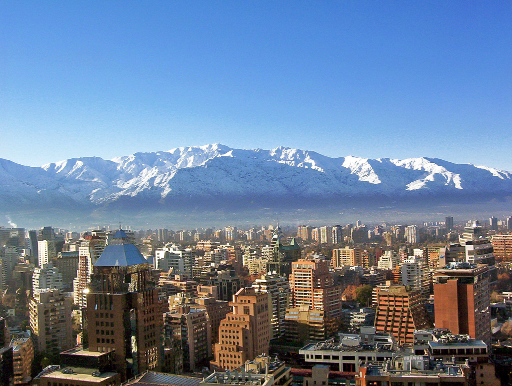 My First Impressions of Chile on the Working Abroad Teach English Program