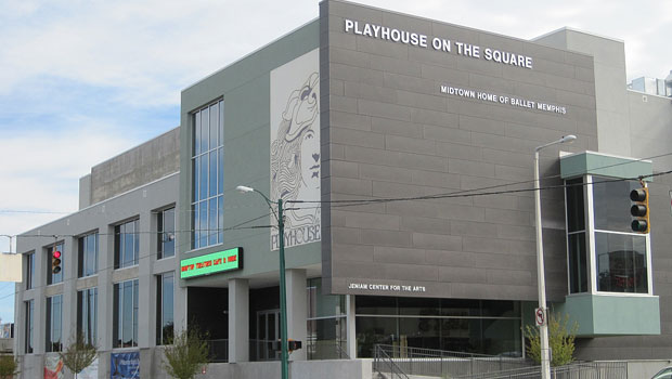 Playhouse on the Square in Memphis