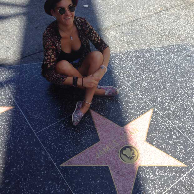 Cynthia in Hollywood