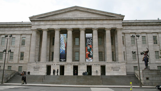 Smithsonian American Art Museum in Washington, DC