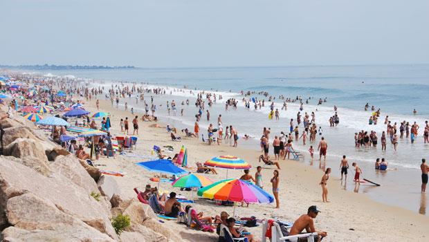 Misquamicut Beach, Rhode Island