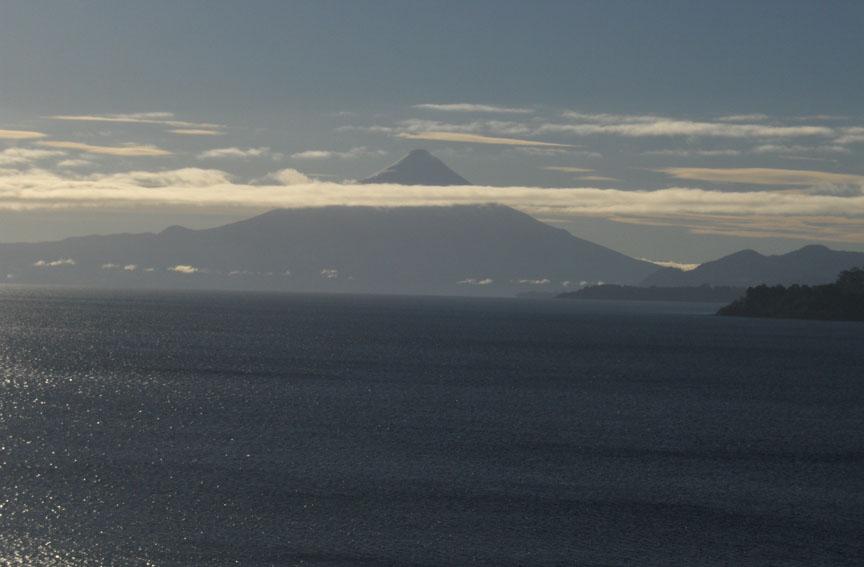 Volcano in Puerto Varas