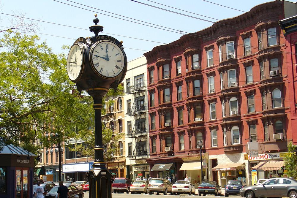 Hoboken's Iconic Clock