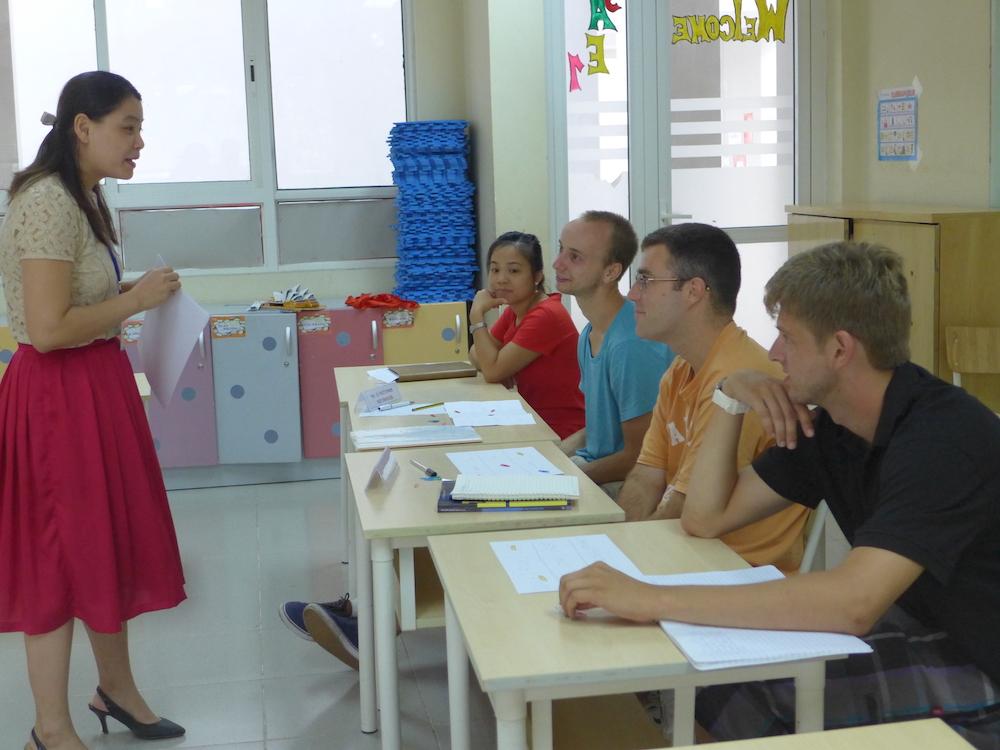 Vietnam Orientation