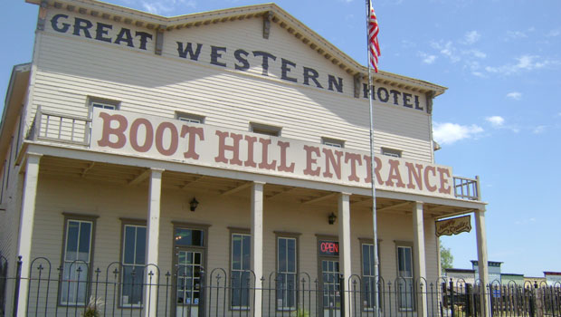 Boot Hill Museum in Dodge City
