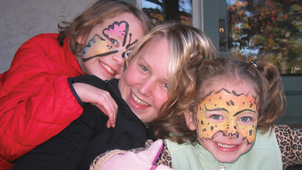 Hannah from Germany is an au pair in New Jersey, USA.