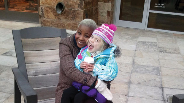 Jabulile M. from South Africa is an au pair in Colorado, USA.