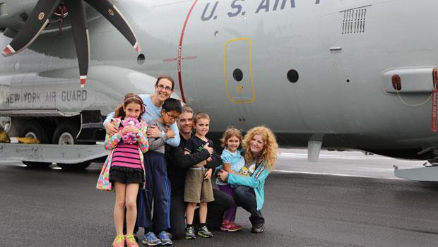 Martina B. from the Czech Republic is au pair in New York, USA.