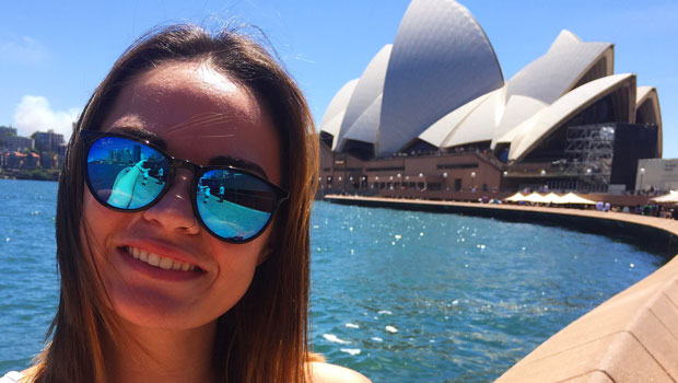 Shannon M. from the United States is an au pair in Australia.