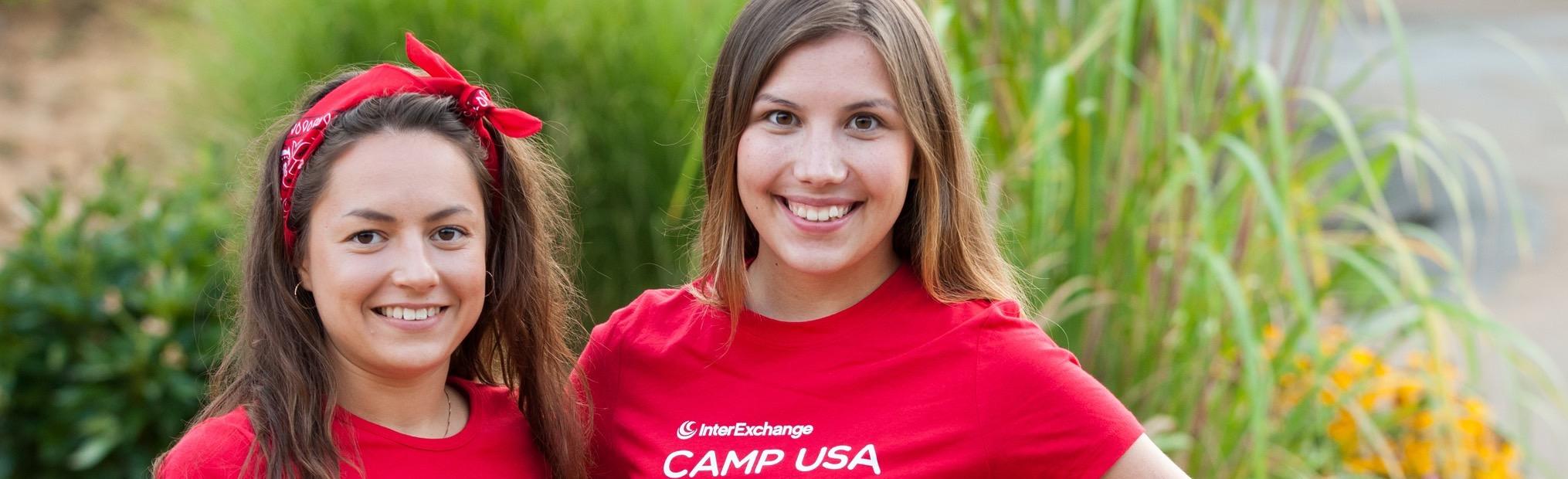 Host International Camp Support Staff