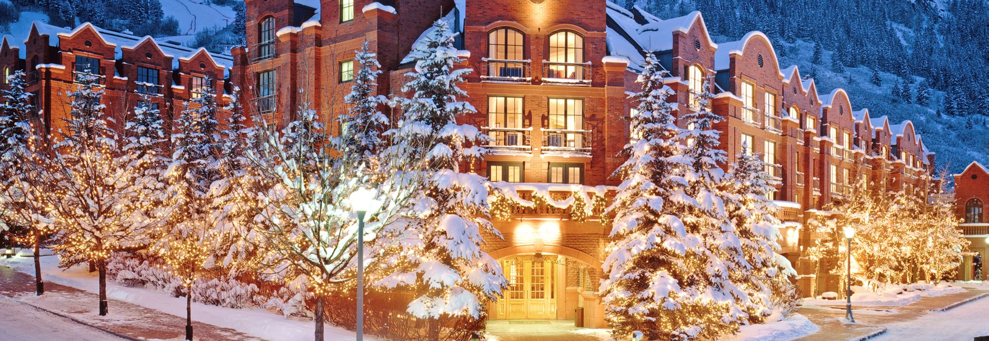 St Regis Aspen Work & Travel Year USA