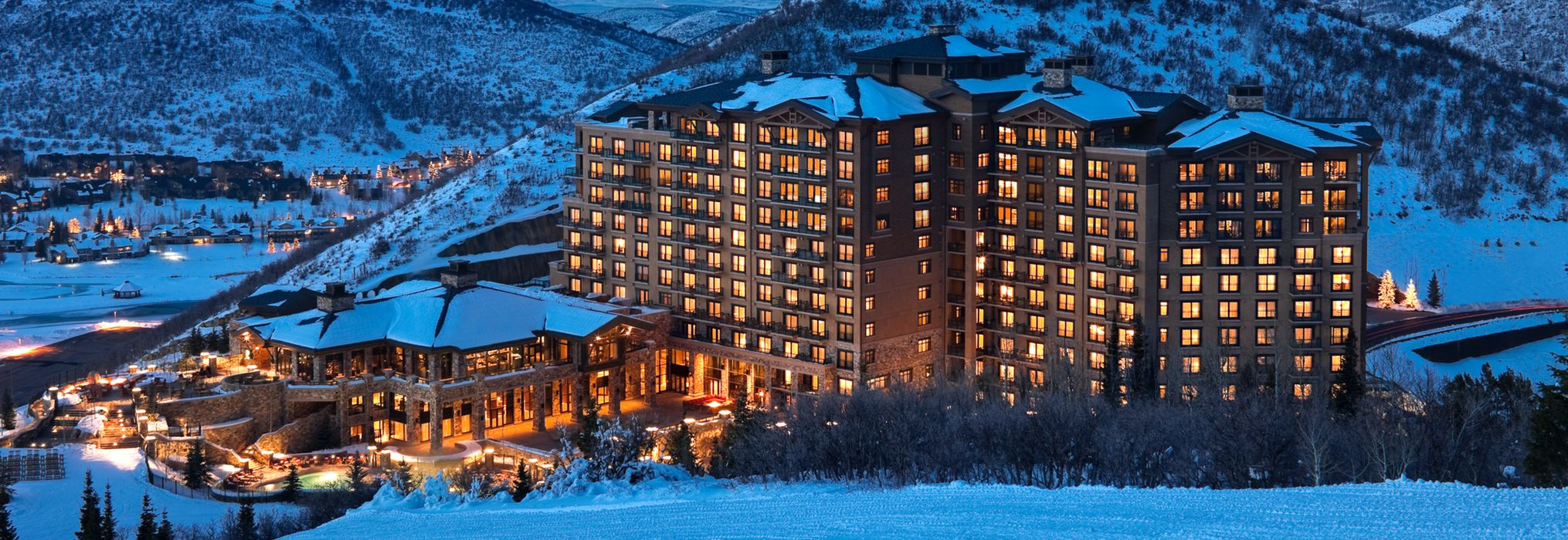 St Regis Deer Valley Resort Work & Travel Year USA