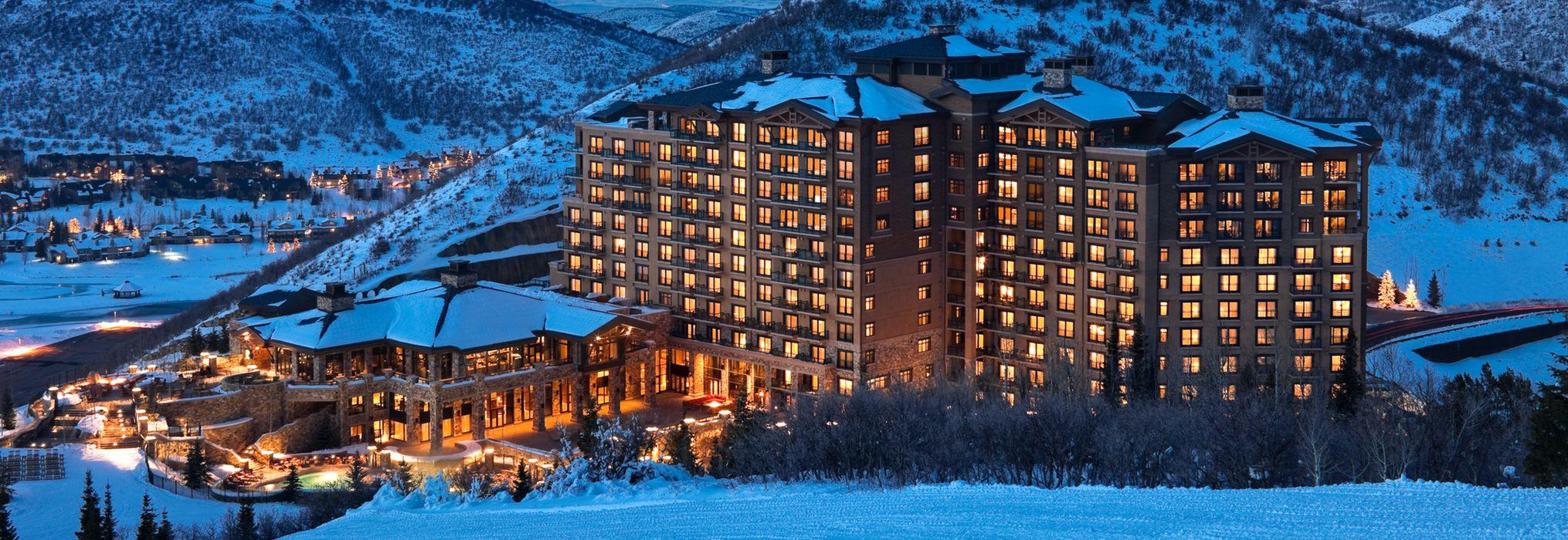 The St. Regis Deer Valley Resort - Work & Travel Year USA