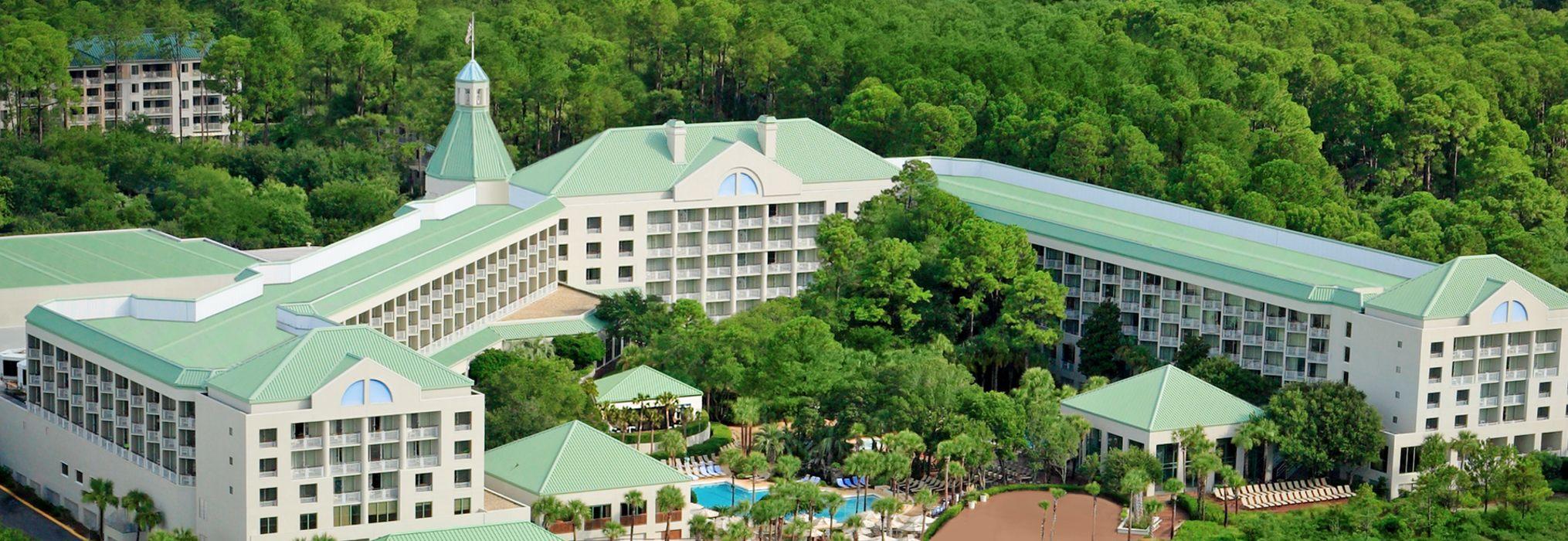 The Westin Hilton Head Island Resort & Spa Work & Travel Year USA