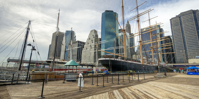 South Street Seaport Museum & Presentation