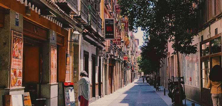 Language Homestay Spain